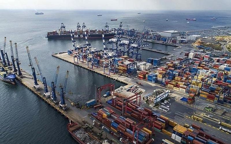 افزایش 5.6 درصدی صادرات ترکیه در ماه اکتبر