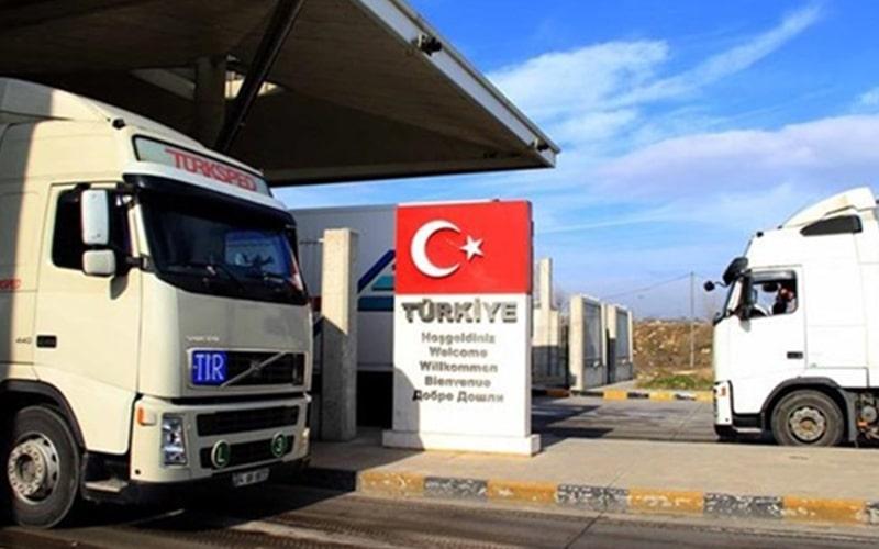 موانع گمرکی صادرات به ترکیه